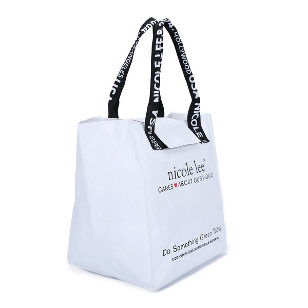 ECO-CONSCIOUS SUSTAINABLE MATERIAL MINI TOTE BAG