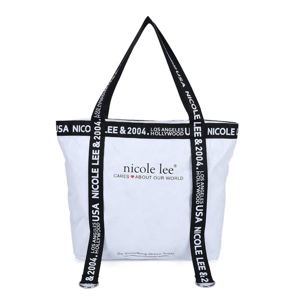 ECO-CONSCIOUS SUSTAINABLE MATERIAL SHOPPER BAG