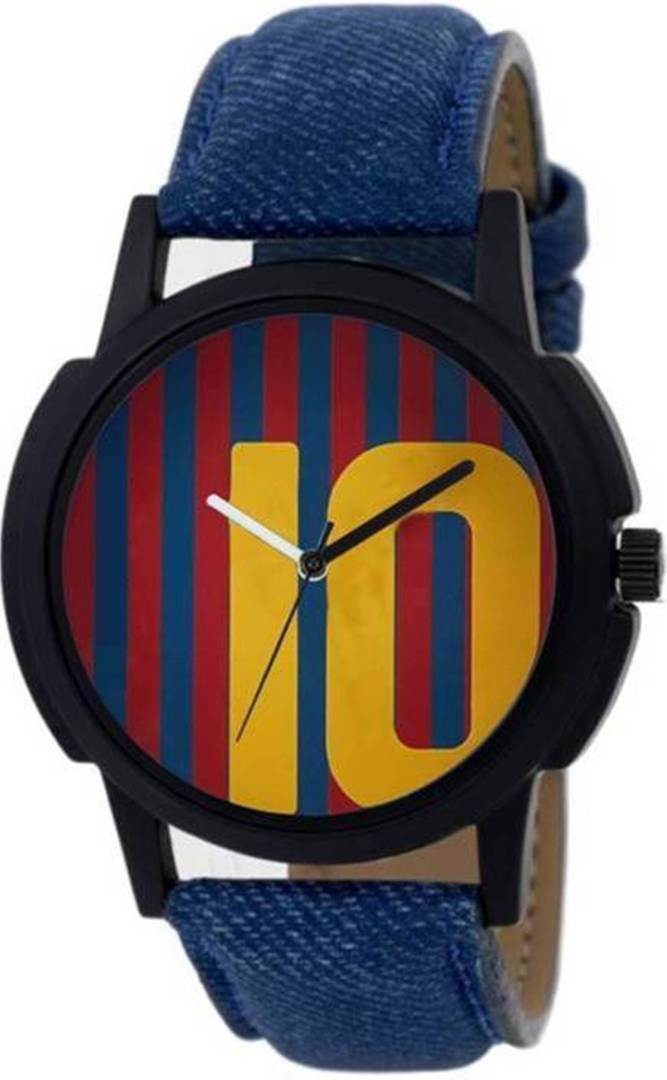 Trendy Multicolor Analog Watch