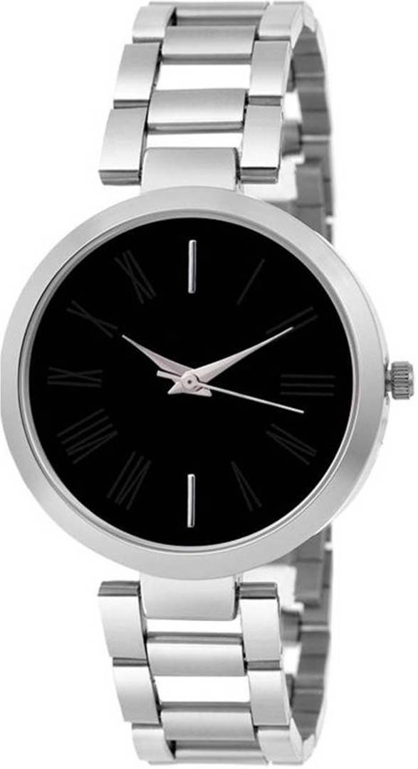 Stylish Black Analog Women's Watch