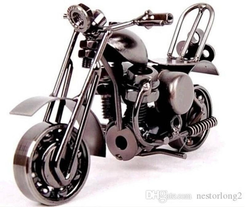 Xclusive Plus Metal bike