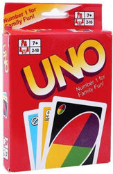 TamBoora UNO GAME CARD [MULTI COLOUR] PACK OF 1