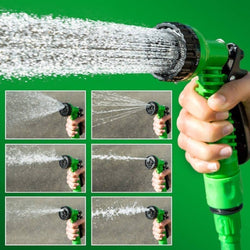 4-In-1 Multifunctional High Pressure Water Spray Gun 10 Meter - Pack Of 1