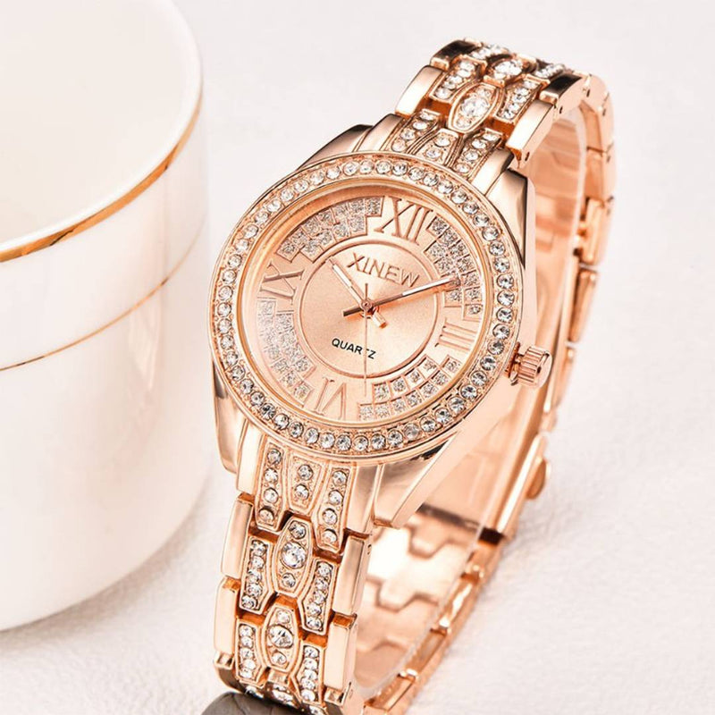 New And Attractive Look Analog Watch For Women