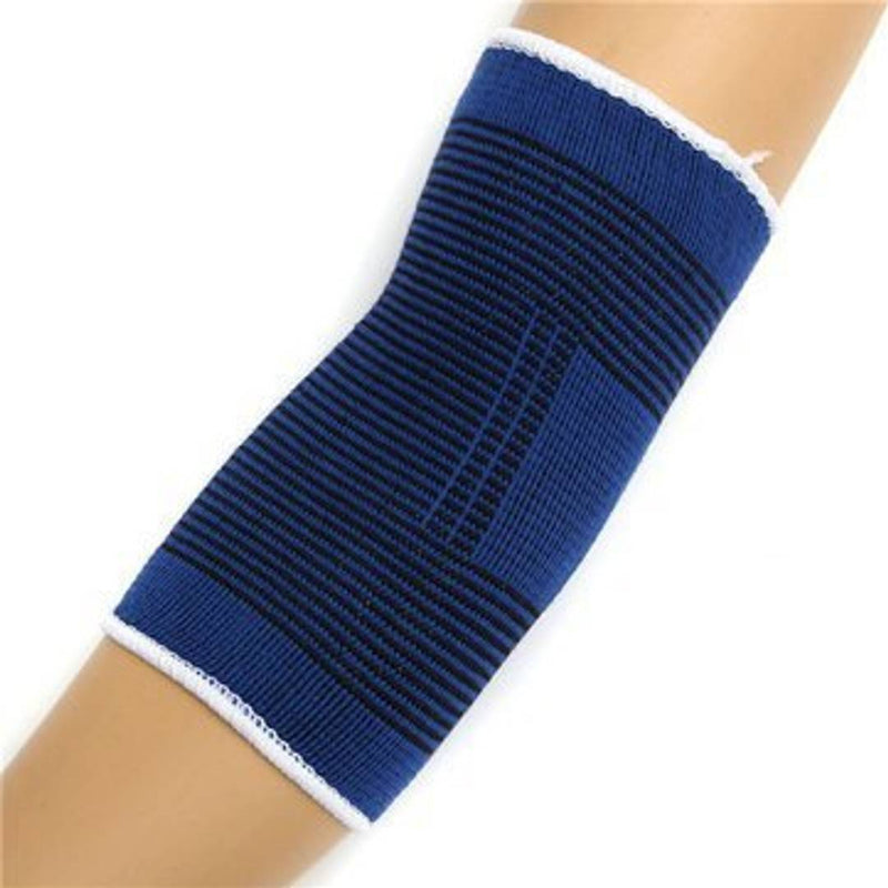 Elastic Elbow Support for Joint Pain Surgical and Sports Activity (Multi) (1 Pair)