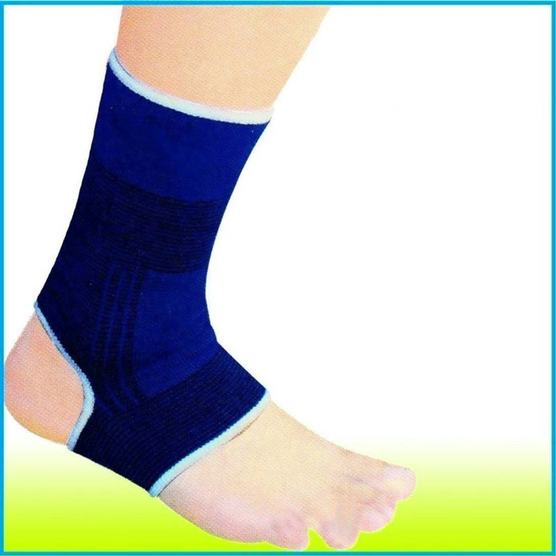 Elastic Ankle Support for Joint Pain Surgical and Sports Activity (Multi) (1 Pair)
