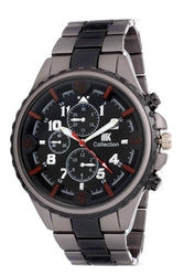 Watches Analog Black Dial Men's and Boy's Watch