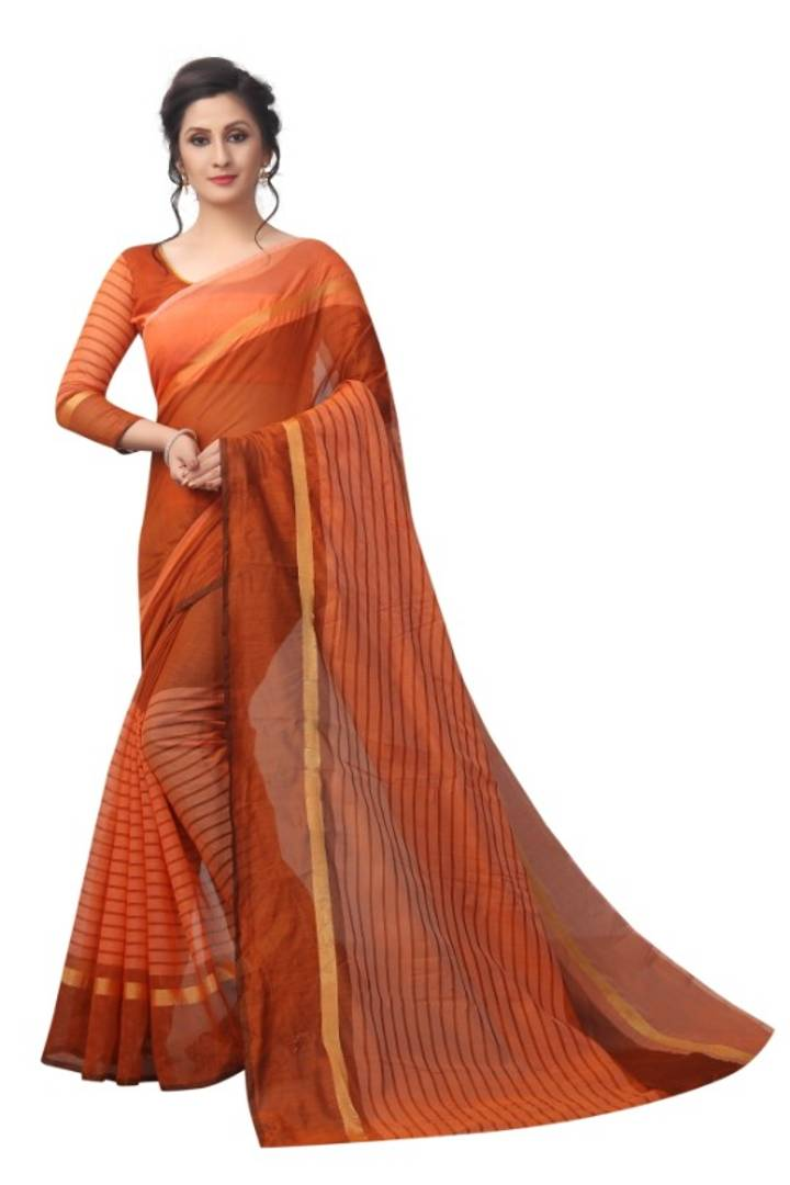 Versatile Cotton Women's Saree