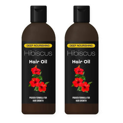 L'Glam Hibiscus Hair Oil - (Pack of 2)