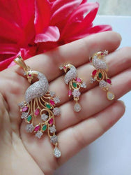Elegant Stylish Jewellery Set