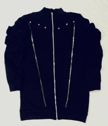 Men's Solid Jacket