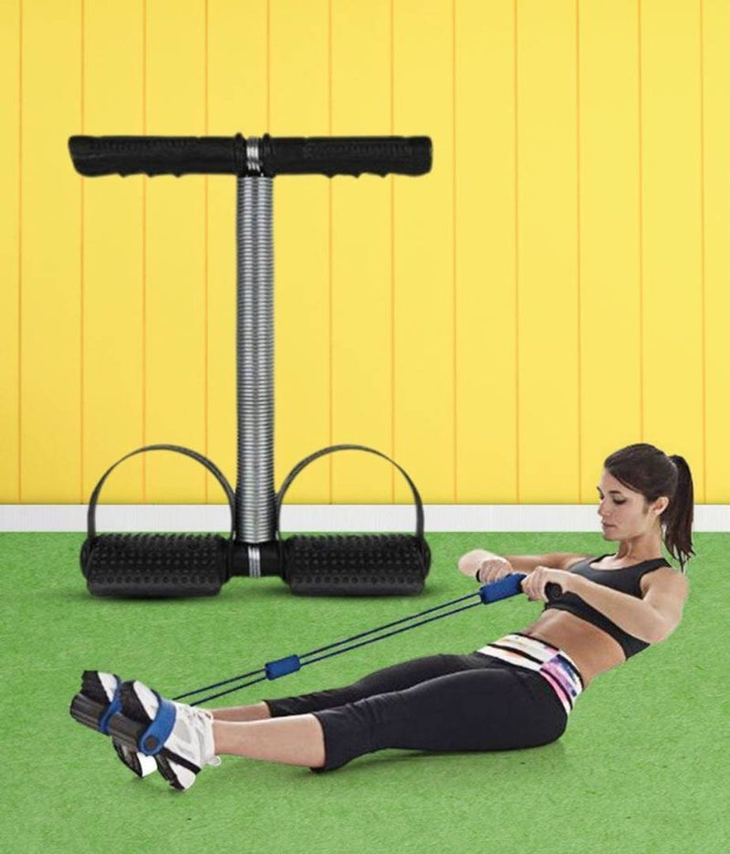Exerciser Single Spring Tummy Trimmer