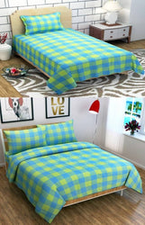 Cotton Double Bed Sheet Combo