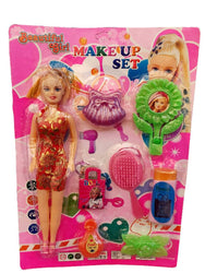 BEAUTIFUL GIRL MAKE UP SET-3+