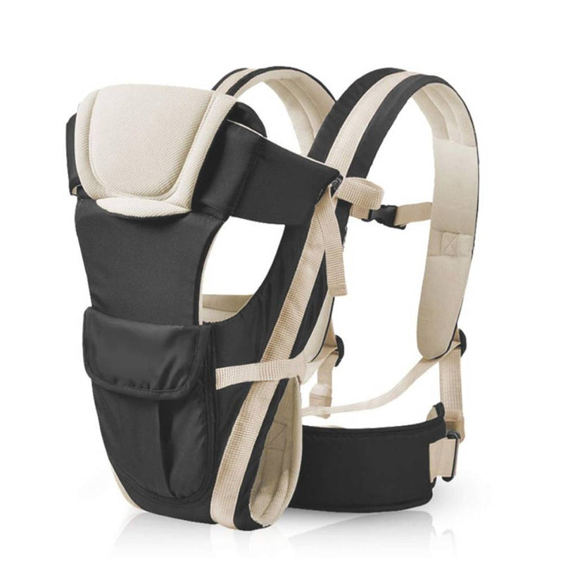 High Quality Ergonomic Adjustable 4 in in Multi-Function Baby Carrier/Bag