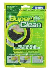 Super Clean Mobile  / Keyboard  / Car AC Vent Cleaning Gel Compound - Kills Germs and Dirt - Pack Of 1