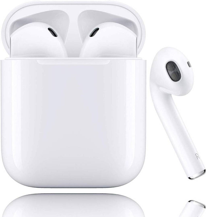 _fghdh_White wirless earpods