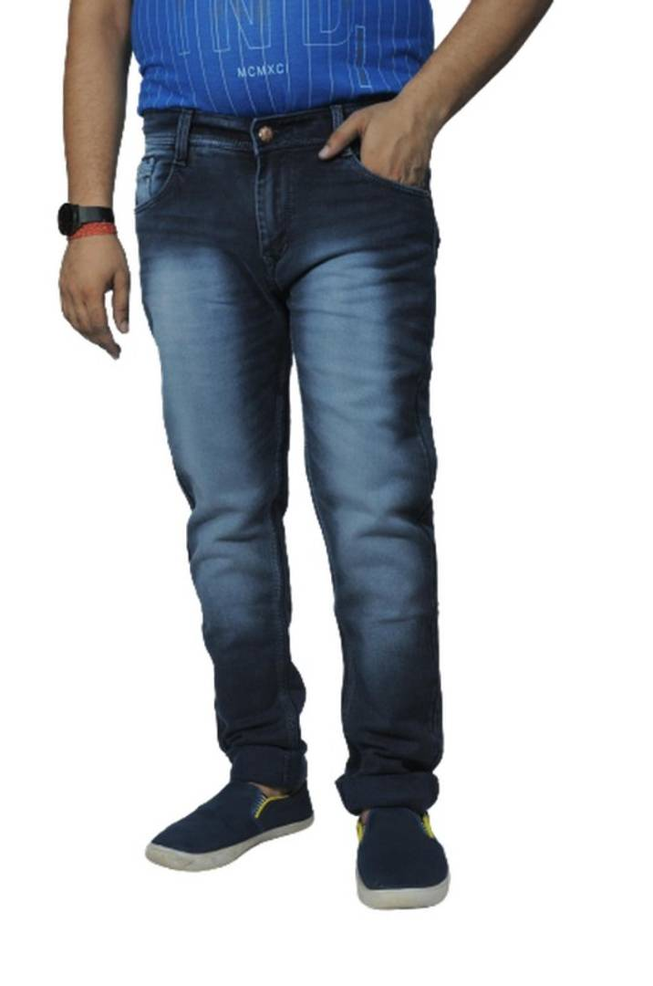 Men's Regular Fit Jeans for Men