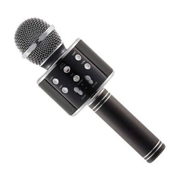 WS-858 Microphone (Black)