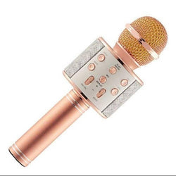 WS-858 Microphone (Copper)