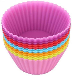 Cupcake/Muffin Mould (Pack Of 12)