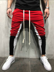 Stylish Cotton Solid Track Pant For Men