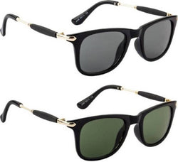 UNISEX METAL SUNGLASSES