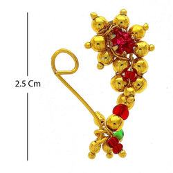 Trendy Alloy Statement Nose Pin
