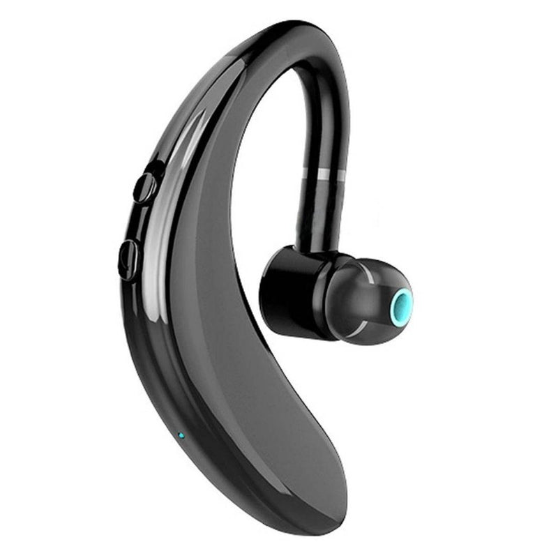 S109 One Ear Bluetooth Earphone Wireless Headphones for Mobile Phone Sports Stereo Jogger,Running,Gyming Bluetooth Headset Compatible with All Devices