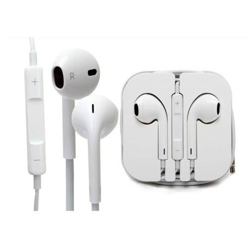 Premium High Bass Wired With 3.5Mm Jack And Mic Earphone For All Android