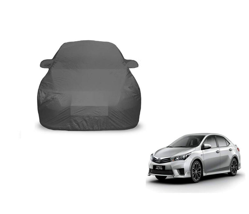 Car Body Cover Compatible for  Alto Silver Matty & Grey Matty