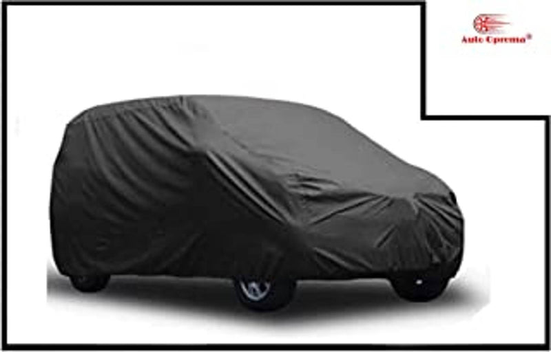 Car Body Cover Compatible for Grand i10 Silver Matty & Grey Matty