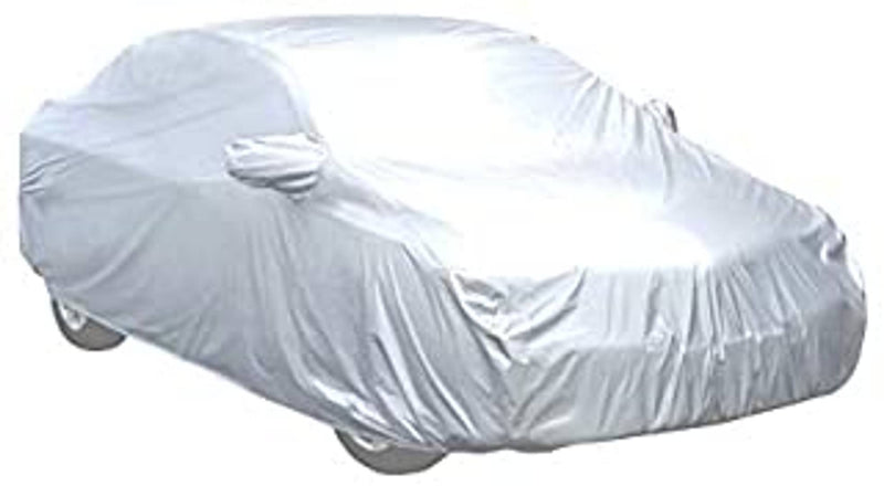 Car Body Cover Compatible for Indica Silver Matty & Grey Matty