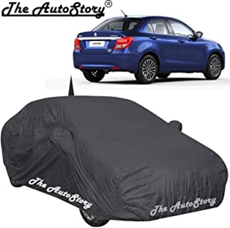 Car Body Cover Compatible for i20 Silver Matty & Grey Matty
