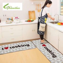 Trendy Digital Printed Door Mat Combo for Kitchen