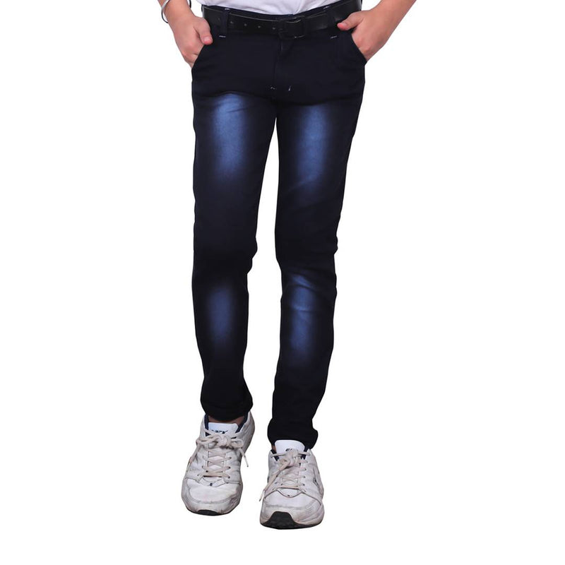 Slim Fit Blue Colour Jeans