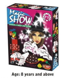 Magic Show (8 years) Young Magician Board Game Accessories Board Game Board Game Accessories Board Game