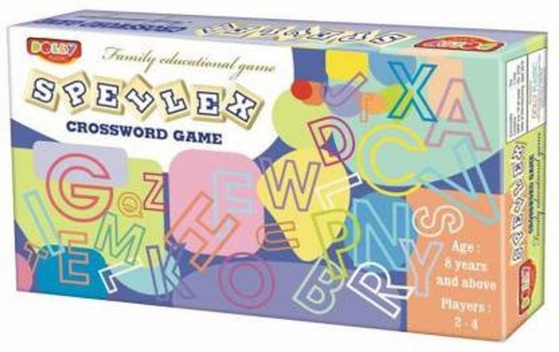 jojoss Crossword Board Game Word Games Board Game