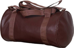 Trendy Stylist Leather Gym Bag Duffel Bag