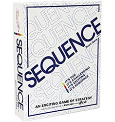 Sequence Game  (White)