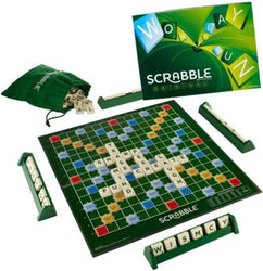 The Cross Word Card Board Game of Scrabble for Your Kids Educational Games Board Game