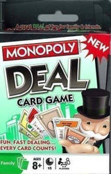 Monopoly Deal Card Game || Family Card Game for Adults & Kids Money & Assets Games Board Game