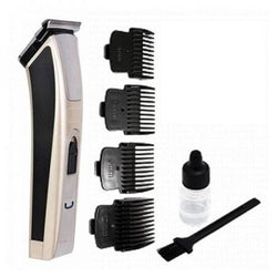 OUD KM-5017 Hair Trimmer Rechargeable Electric Hair Runtime: 45 min Trimmer For Men (Multicolor)