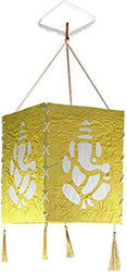 Designer Lamp Shade (Assorted Multi color)