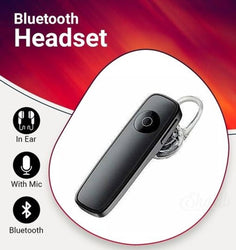 Mobile bluetooth Headset for Smart Phones