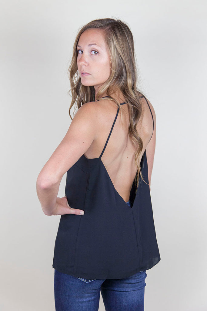 WANT YOU BACKLESS TANK