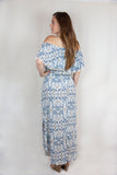 GO LONG MAXI DRESS