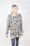 ON THE PROWL SWEATER