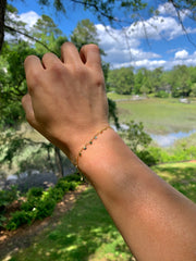 Sweetgrass Bangle