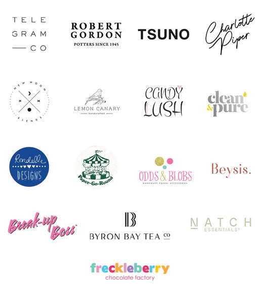 Our Brands Logos